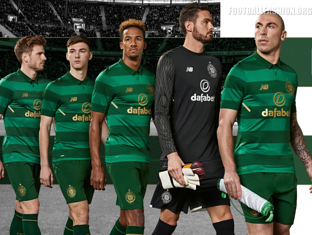 Celtic FC 2017 18 New Balance Away Kit – FOOTBALL FASHION.ORG 6fa187b6b