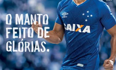 Cruzeiro 2017 2018 Umbro Home and Away Football Kit, Soccer Jersey, Shirt, Camisa