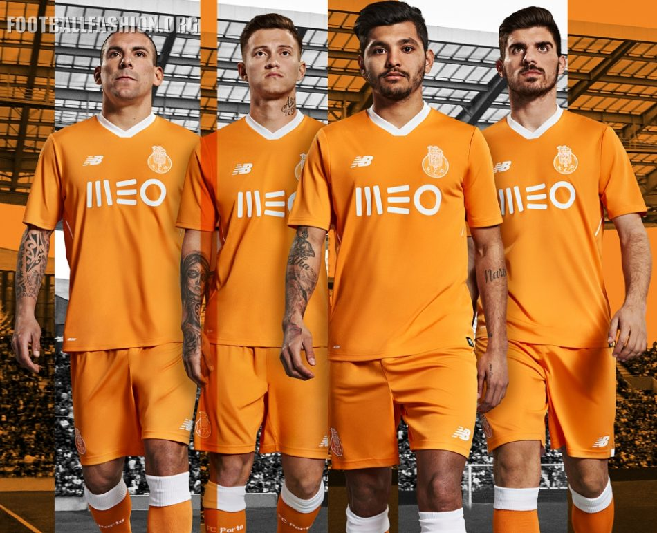 f10b7212b FC Porto 2017 18 New Balance Away Kit – FOOTBALL FASHION.ORG