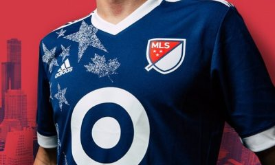 MLS All-Star Game 2017 adidas Soccer Jersey, Football Kit, Shirt, Camiseta de Futbol, Equipacion