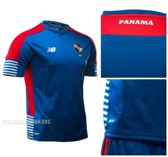 Panamá 2017 Gold Cup New Balance Third Soccer Jersey, Shirt, Football Kit, Camiseta de Copa Oro, Equipacion