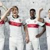 VfB Stuttgart 2017 2018 PUMA Home Football Kit, Soccer Jersey, Shirt, Trikot, Heimtrikot