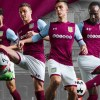 Aston Villa 2017 2018 Under Armour Home and Away Football Kit, Soccer Jersey, Shirt