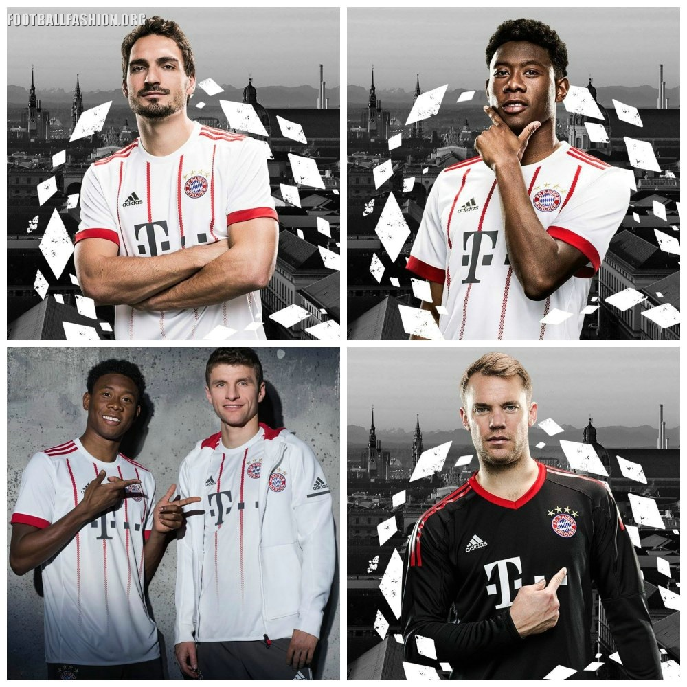 Maillot THIRD FC Bayern München 2018