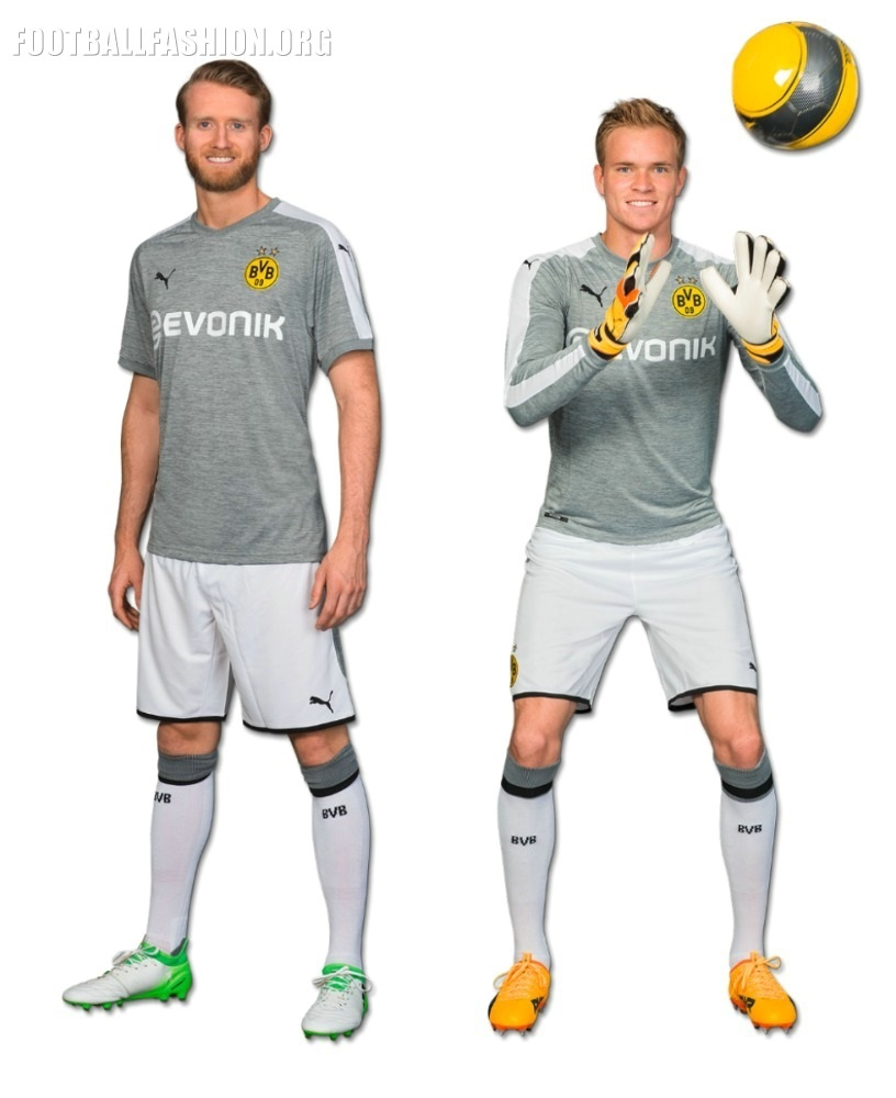 Maillot THIRD Borussia Dortmund Tenue de match