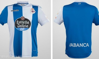 Deportivo de La Coruña 2017 2018 Macron Home, Away and Third Football Kit, Soccer Jersey, Shirt, Camiseta de Futbol, Equipacion