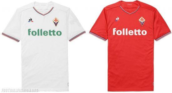 7d989376b66 ACF Fiorentina Unveil Five Kit Range for 2017 18 Season - Football ...
