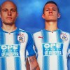 Huddersfield Town 2017 2018 PUMA Home Football Kit, Soccer Jersey, Shirt