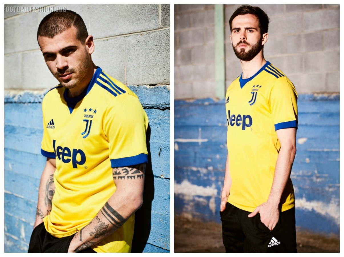 82b0d2007 Juventus FC 2017 18 adidas Away Kit - FOOTBALL FASHION.ORG