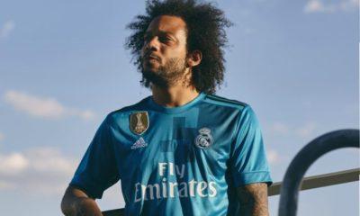 Real Madrid 2017 2018 adidas Third Football Kit, Soccer Jersey, Shirt, Camiseta, Camisa, Equipacion, Maillot, Trikot, Tenue, Camisola, Dres