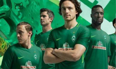 Werder Bremen 2017 2018 Nike Home, Away and Third Football Kit, Soccer Jersey, Shirt, Trikot