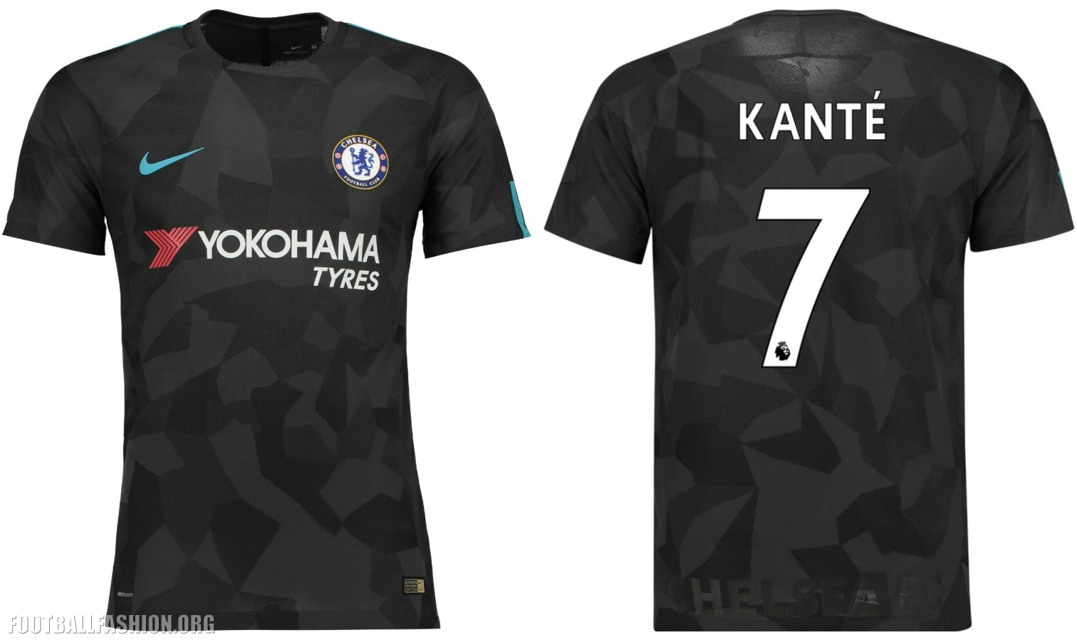 check out e8d84 b663a chelsea fc black jersey
