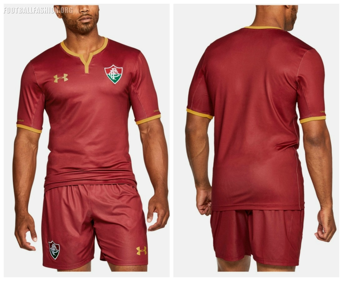 b48540c5b9 Fluminense FC 2017 18 Under Armour Third Kit – FOOTBALL FASHION.ORG