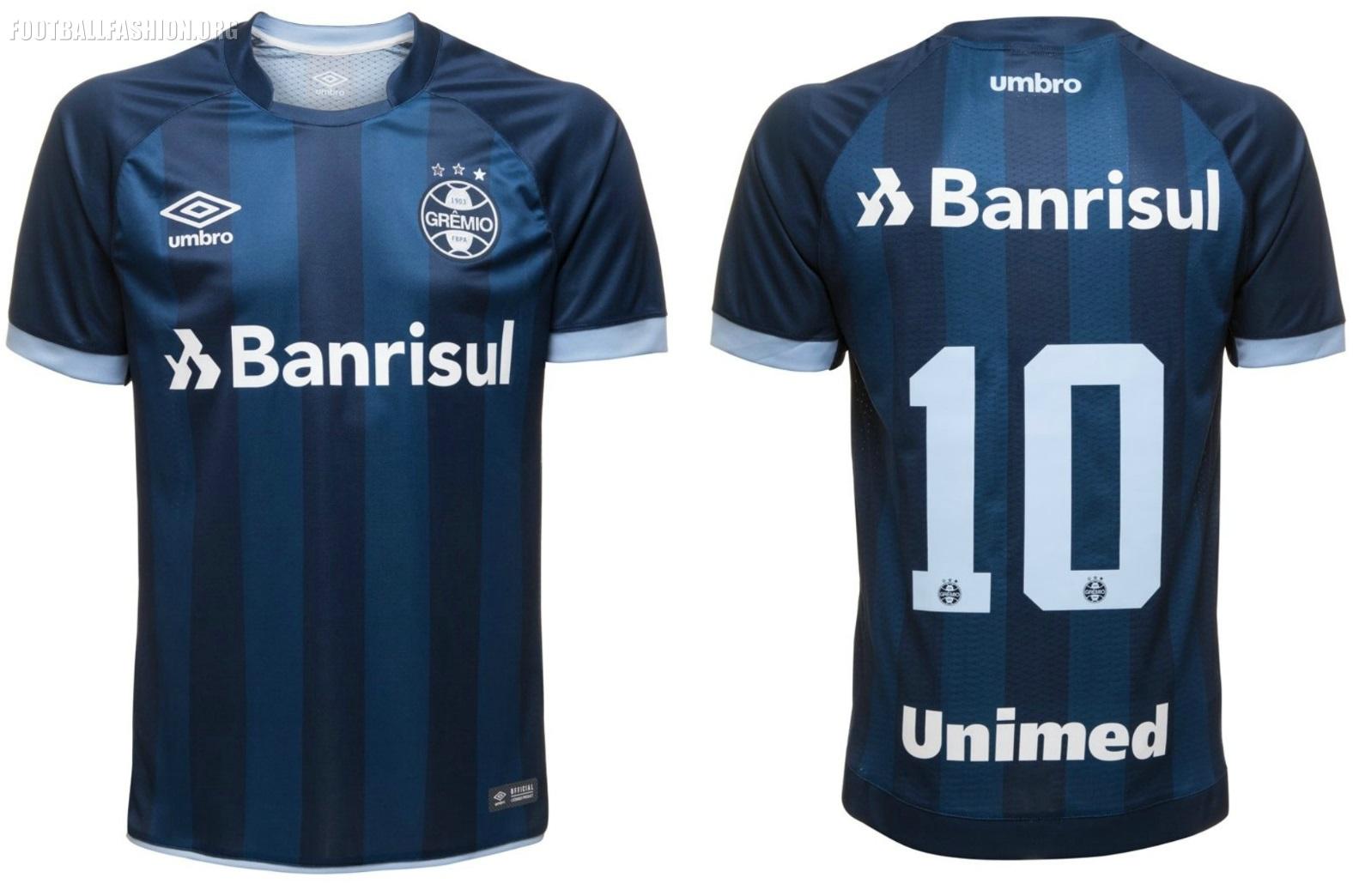 40cdf0ec40 Grêmio 2017 18 Umbro Third Kit – FOOTBALL FASHION.ORG