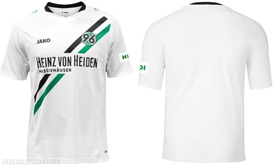 Hannover 96 2017 2018 Jako Home and Away Football Kit, Soccer Jersey, Shirt, Trikot