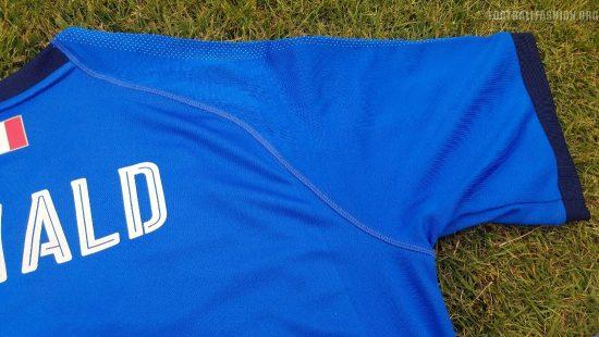 Italy 2018 PUMA Blue Home Football Kit, Shirt, Soccer Jersey, Italia, Camiseta, Camisa, Trikot, Maillot, Gara, Maglia