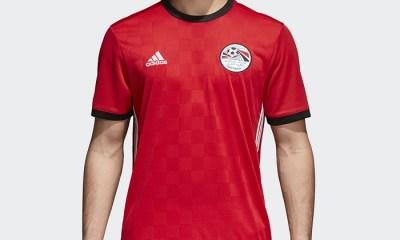 Egypt 2018 World Cup adidas Home Football Kit, Soccer Jersey, Shirt, Maillot