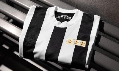 Juventus 120th Anniversary adidas Home Soccer Jersey, Football Kit, Shirt, Maglia 120 Anni, Gara