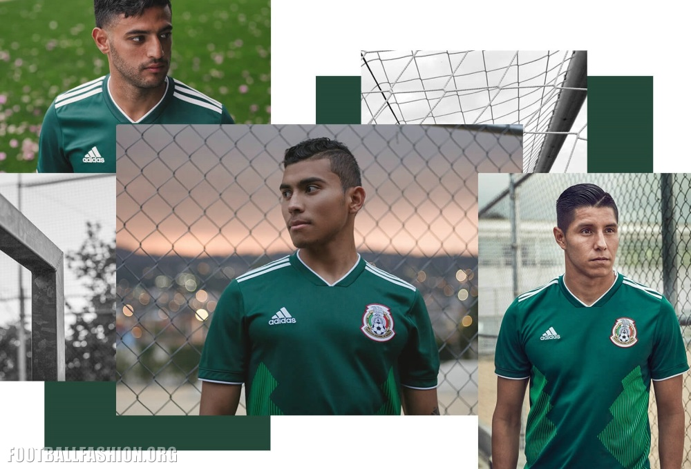 The new kit will see its debut when El Tri meets fellow World Cup  qualifiers Belgium and Poland in international friendly action over the  next two weeks. b54d51566
