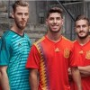 Spain 2018 World Cup adidas Home Football Kit, Soccer Jersey, Shirt, Camiseta, Equipacion, Copa Mundial