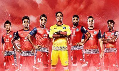Jamshedpur FC 2017 2018 Home and Away Football Kit, Soccer Jersey, Shirt