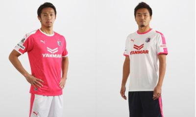 Cerezo Osaka 2018 PUMA Home, Away and ACL Football Kit, Soccer Jersey, Shirt