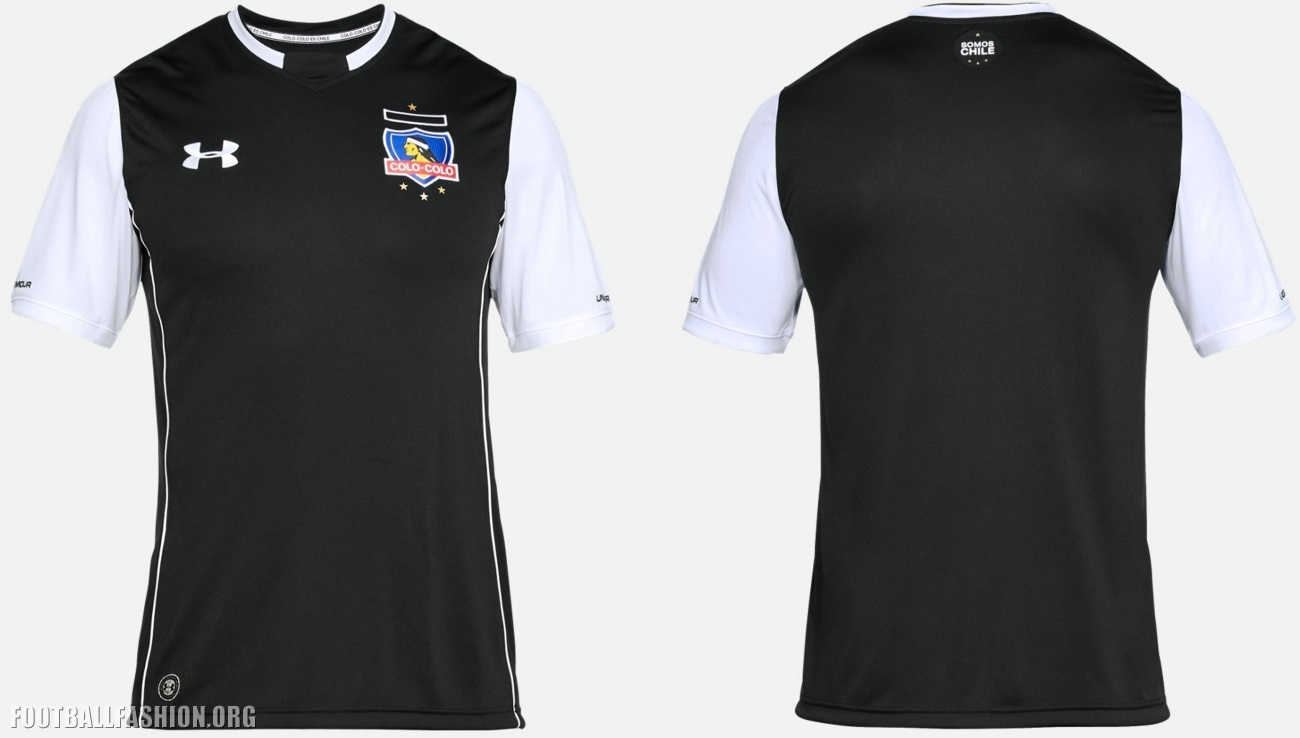 the best attitude b278d 7d864 Colo-Colo 2018 Under Armour Away Kit - FOOTBALL FASHION.ORG
