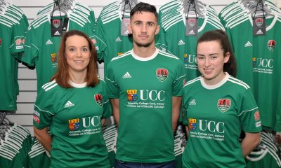 Cork City FC 2018 adidas Home Football Kit, Soccer Jersey, Shirt