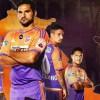 FC Pune City 2017 2018 adidas Home and Away Football Kit, Soccer Jersey, Shirt