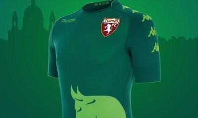 Torino FC 2017 2018 Kappa Chapecoense Tribute Football Kit, Soccer Jersey, Shirt, Gara, Maglia