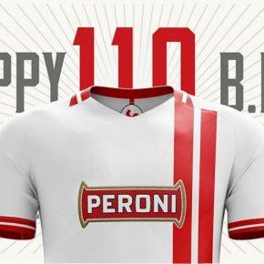 FC Bari 110th Anniversary Football Kit, Soccer Jersey, Shirt, Gara, Maglia