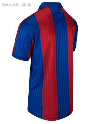 Reissue: FC Barcelona 1991 1992 Meyba Home Football Kit, Soccer Jersey, Shirt, Camiseta de Futbol