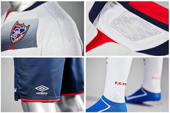 FC Tokyo 2018 Umbro Away Football Kit, Soccer Jersey, Shirt