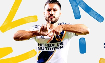LA Galaxy 2018 adidas Home Soccer Jersey, Shirt, Football Kit, Camiseta de Futbol, Equipacion
