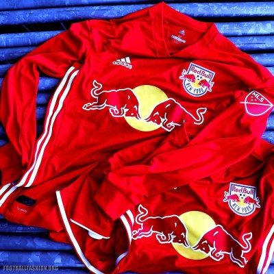 New York Red Bulls 2018 adidas Red Soccer Jersey, Football Shirt, Kit, Camiseta Roja