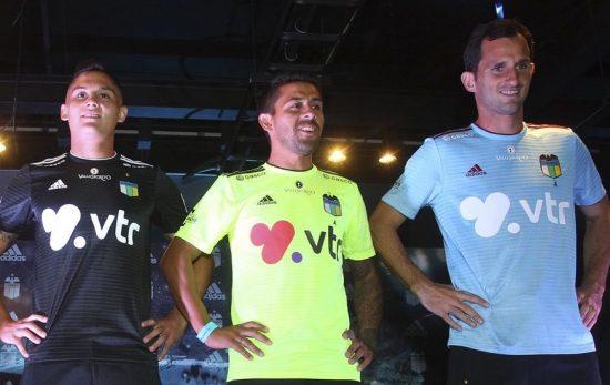 O'Higgins FC 2018 adidas Home and Away Football Kit, Soccer Jersey, Shirt, Camiseta de Futbol