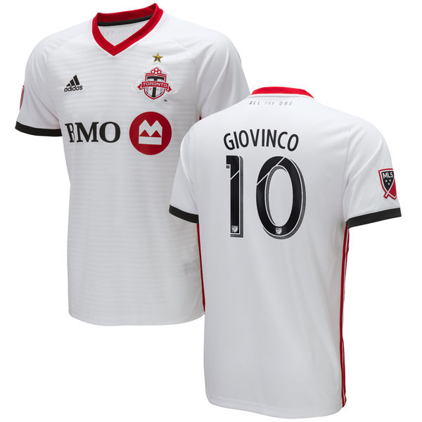 a997d77a2fb Toronto FC 2018 adidas Away Jersey - FOOTBALL FASHION.ORG