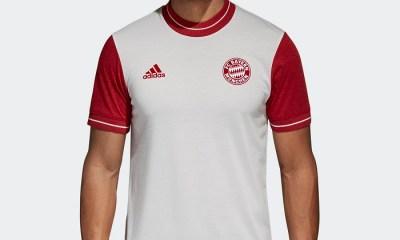 Bayern Munich 2018 adidas Retro Icon Football Kit, Soccer Jersey, Shirt, Trikot, Maillot, Tenue, Camisa, Camiseta, München