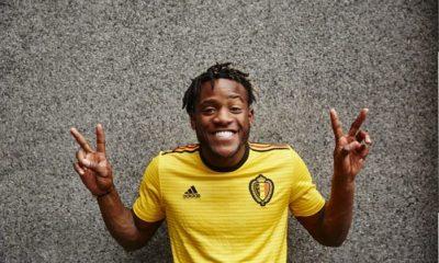 Belgium 2018 World Cup adidas Yellow Away Football Kit, Soccer Jersey, Shirt, Maillot, Tenue