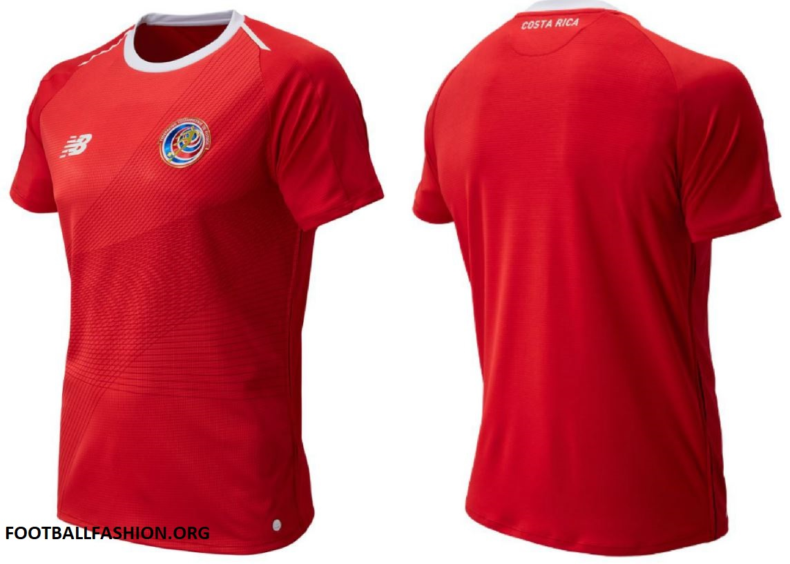 World Cup 2018 National Team Jersey