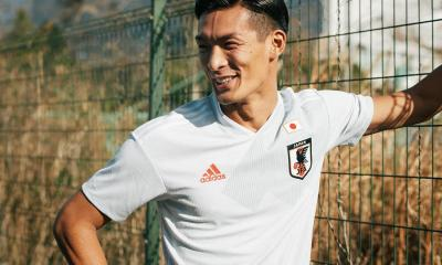 Japan 2018 World Cup adidas Away Soccer Jersey, Shirt, Football Kit, Camiseta de Futbol