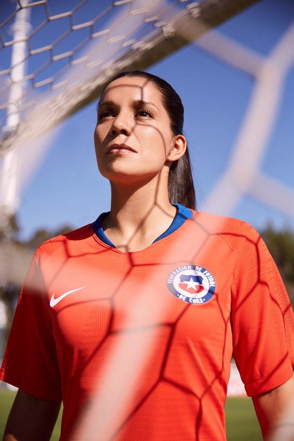 177f315d8 Chile 2018 2019 Nike Home and Away Football Kit, Soccer Jersey, Shirt,  Camiseta