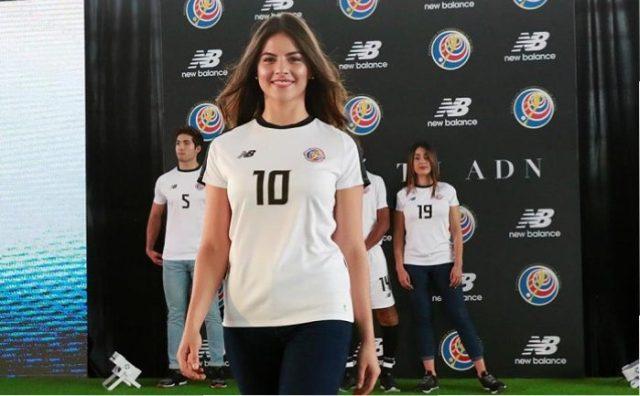 Costa Rica 2018 World Cup New Balance Away Jersey – FOOTBALL FASHION.ORG 2938c41ec