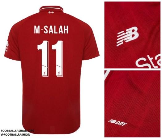 Liverpool fc 2019 kits
