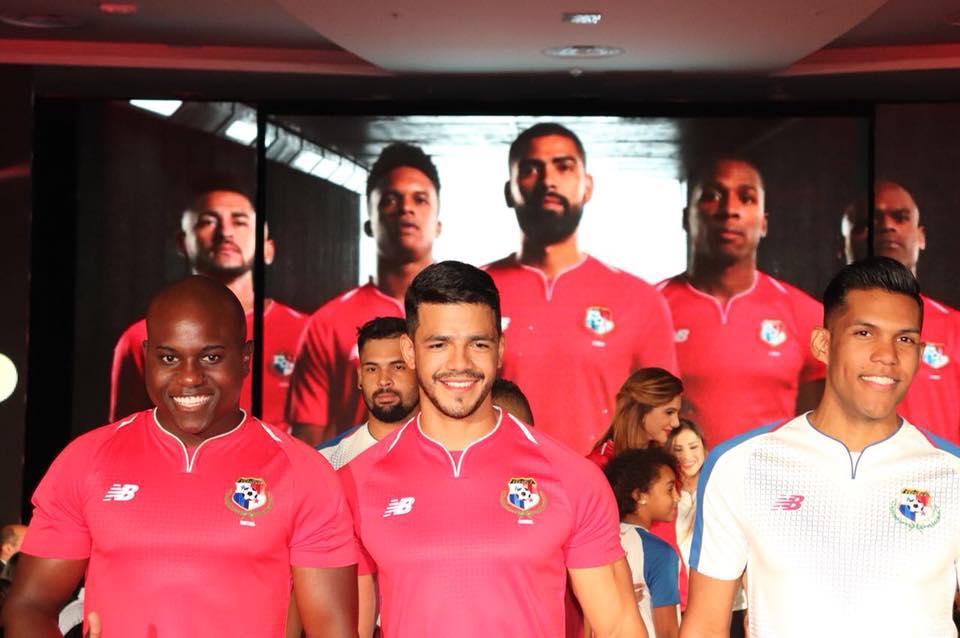 c7a579d763a Panamá 2018 World Cup New Balance Home and Away Soccer Jersey, Shirt,  Football Kit