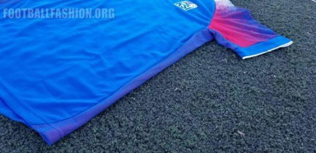 Iceland 2018 World Cup Errea Home and Away Football Kit, Soccer Jersey, Shirt, landsliðsbúningur