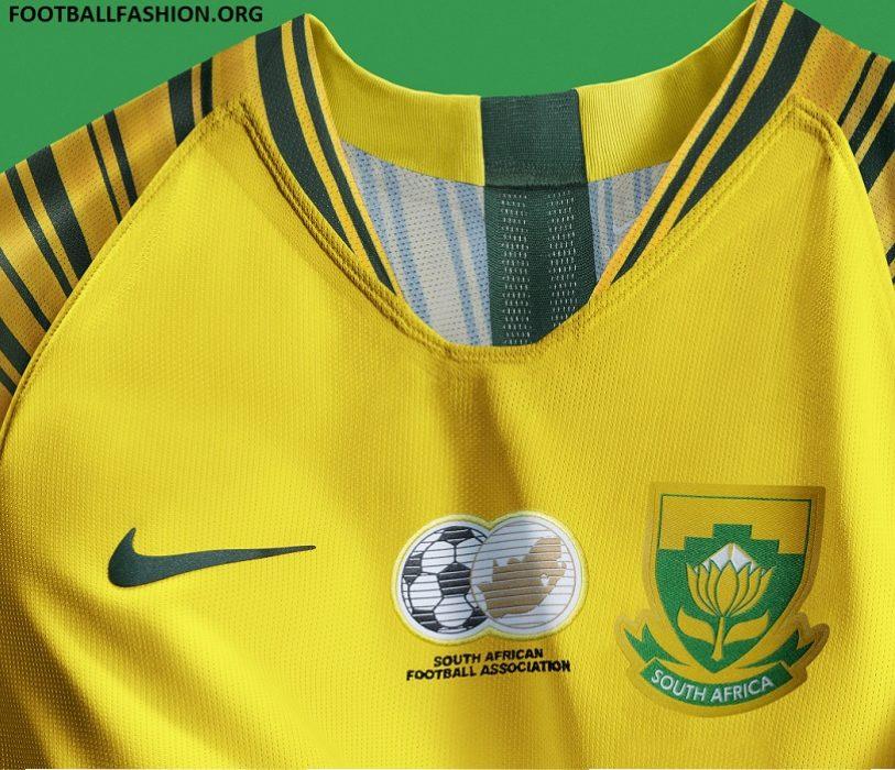 Online Cheap 2016 South Africa Soccer Jerseys Shirts Sets ...  South Africa Soccer Jersey