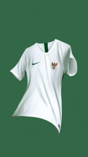 Indonesia 2018 2019 2020 Nike Home and Away Football Kit, Soccer Jersey, Shirt