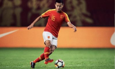 China 2018 2019 Nike Home Footballl Kit, Soccer Jersey, Shirt