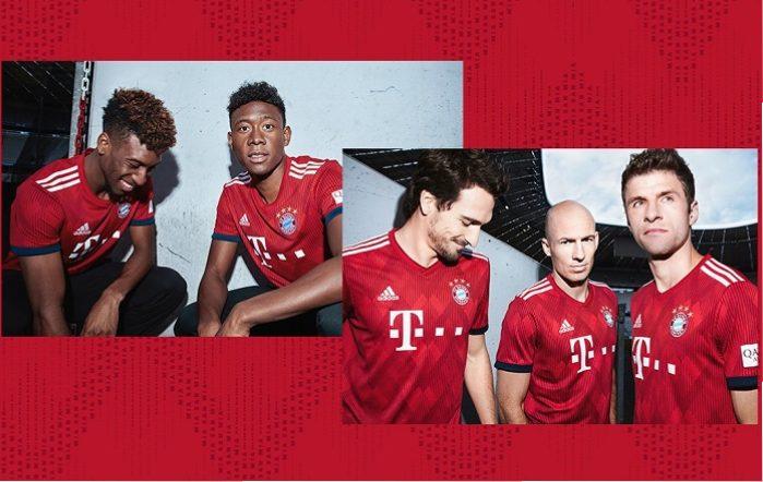 15a7a36cc4 UKSoccershop James Rodriquez 11 2018-19 Bayern Munich Third Football ...